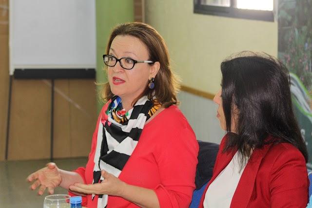 Antonia Sánchez Villanueva, subdirectora de La Voz.