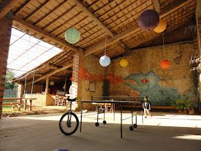 Photo: Nouveauté 2012 la grange aménagé pour le ping-pong, baminton, ect ...