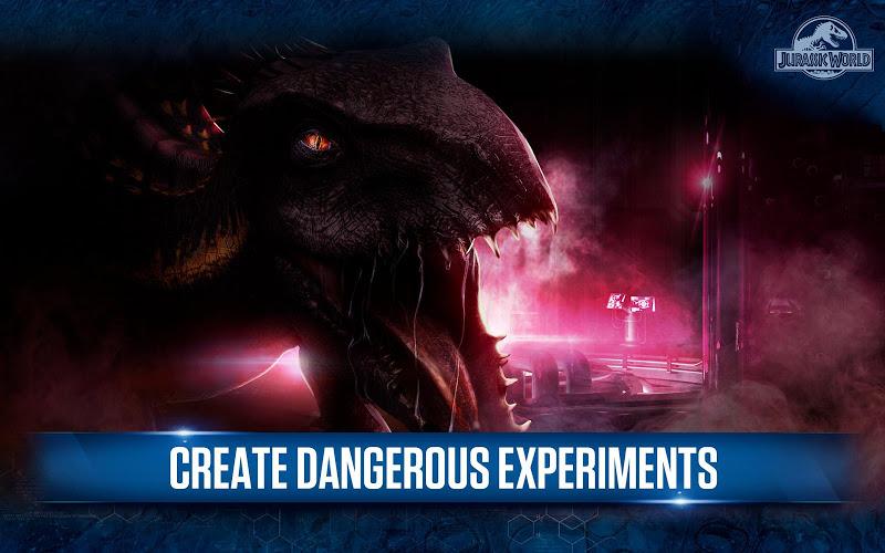 Jurassic World™: The Game Screenshot