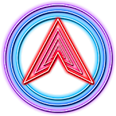 Arc Launcher Neon Techy Star Premium Theme