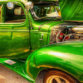 by Edward Allen - Transportation Automobiles