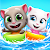 Talking Tom Pool - Puzzle Game file APK for Gaming PC/PS3/PS4 Smart TV