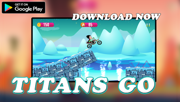 Titans Go SuperHero apk screenshot