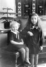 Photo: Klasboda 1930-tal Lisa o Inga