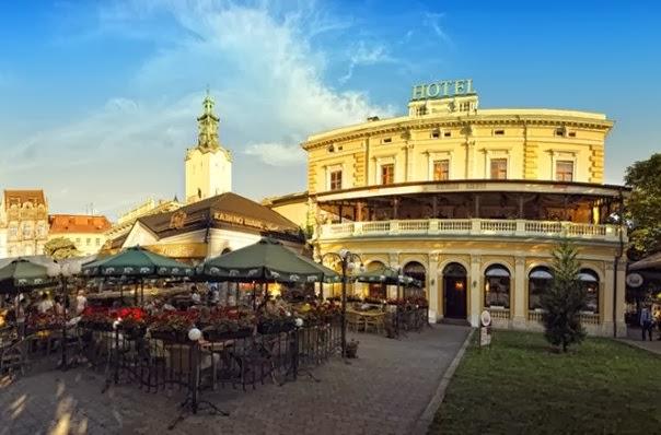 Photo: Віденьська кав'ярня