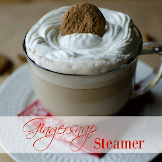 Gingersnap Steamer