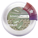 Sctratched Vinyl Keyboard icon