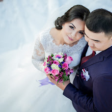 Wedding photographer Erlan Burakhanov (erlanmywed). Photo of 24.11.2016