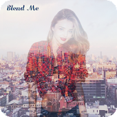 Blend Me Photo Collage - Double Exposure, Editing