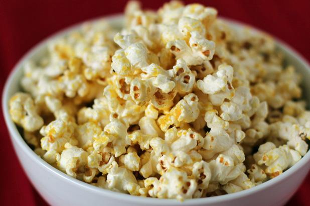 Photo: 'Cheesy' Popcorn: http://bit.ly/RZdMCc