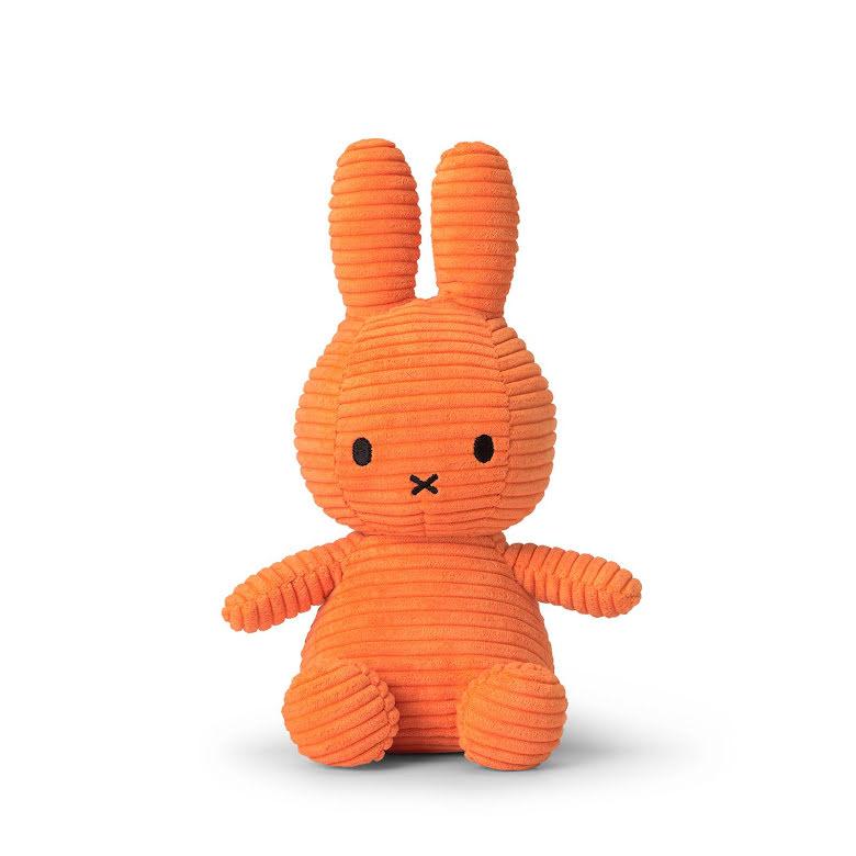 Miffy Corduroy - 23 cm Orange