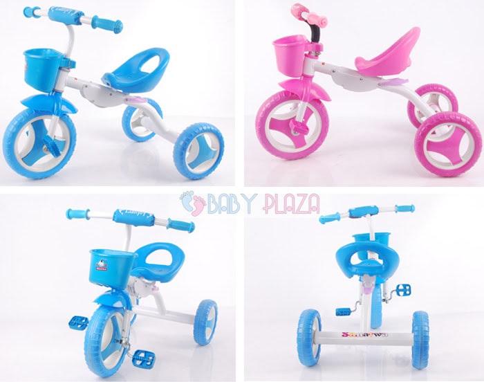 Xe đạp 3 bánh dễ thương 5187 cho bé 1