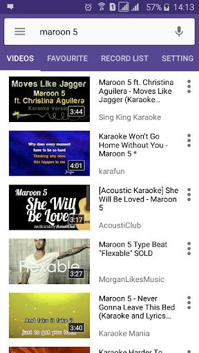 Karaoke Lite : Sing & Record Free 1.13 1