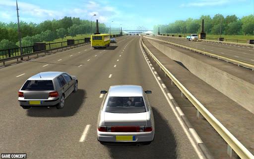 Track Racer - Highway Traffic Burnout 0.1 screenshots 3
