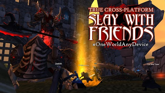 AdventureQuest 3D 1.5.4 Apk (Infinite Gems) MOD 2