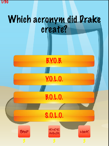 Drake Trivia Apk Download Free for PC, smart TV
