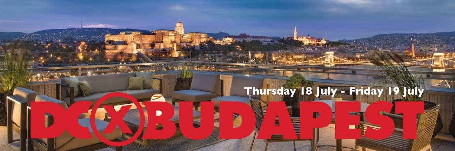 DCx Budapest 2019