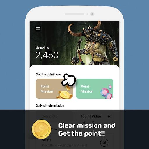 Diamond Pang : Mobile  screenshots 1