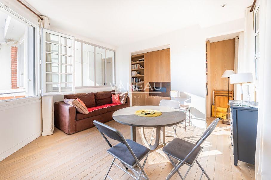 Vente appartement 2 pièces 42 m² à Paris 7ème (75007), 650 000 €