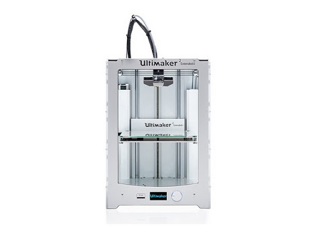 Ultimaker 2 Extended + 3D Printer Fully Assembled