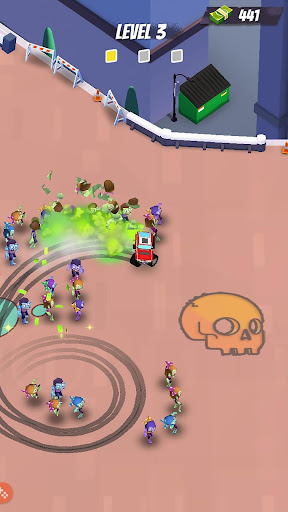 Cars VS. Zombies - screenshot