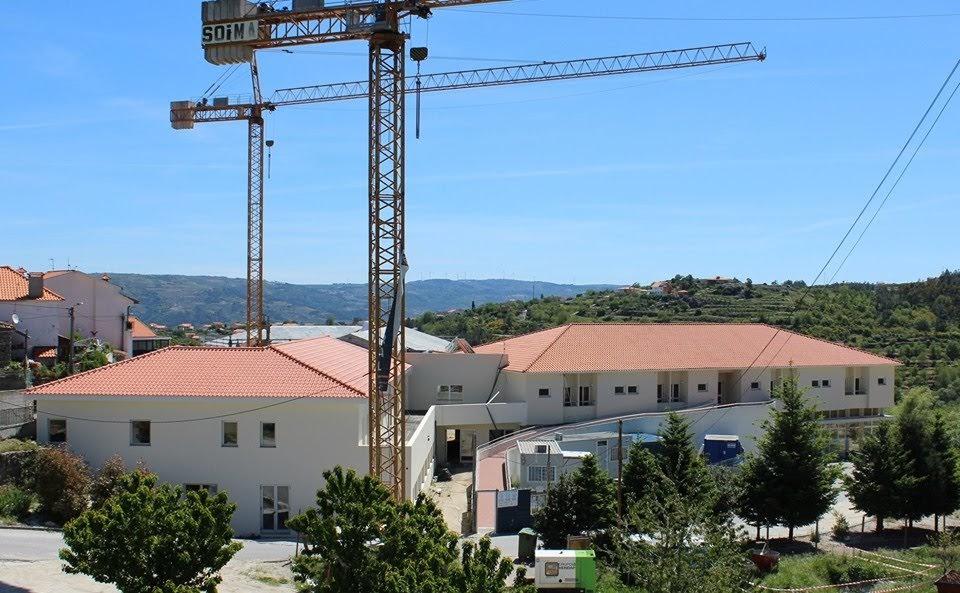 Misericórdia de Lamego faz maior investimento de sempre na modernização do Lar de Arneirós