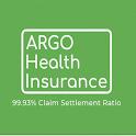 ARGO Health Insurance India - 99% Claim Settlement icon