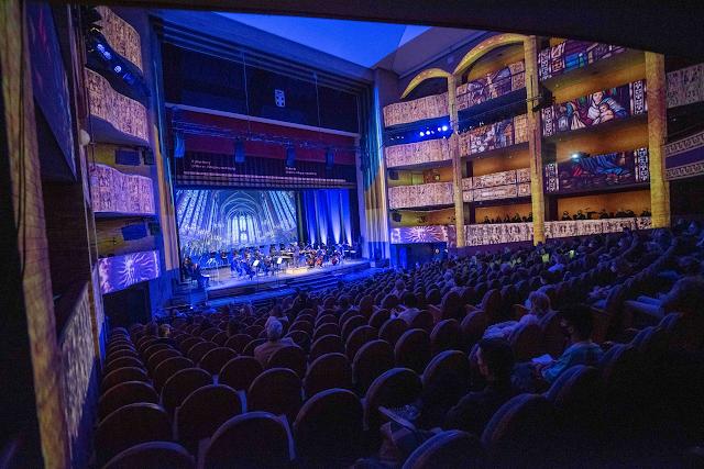 La Orquesta Ciudad de Almería ofrece el perfecto prólogo a una Navidad en la que la #culturasegura es la protagonista.
