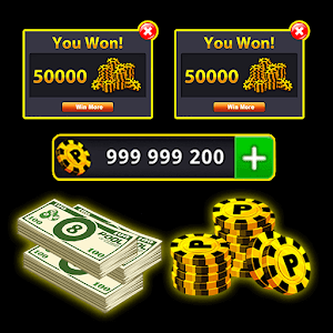 Pool Rewards - Daily Free Coins for PC