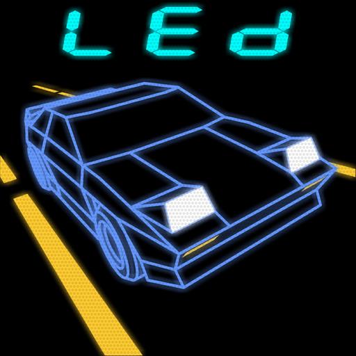 LED Rush 賽車遊戲 App LOGO-硬是要APP