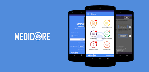 Medicore - Programu zilizo kwenye Google Play