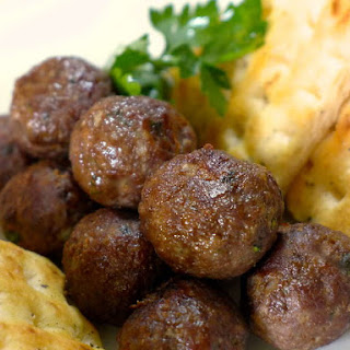 Greek Meatballs With Rice Recipes