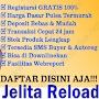 Jelita Reload Server Pulsa Elektrik All Operator APK icon