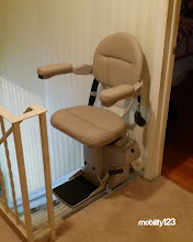 Photo: Bruno Elite Stairlift
