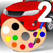 ColorMe Cars Vol. 2