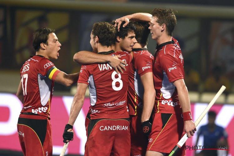 🎥 Les Red Lions reprennent la tête de la Hockey Pro League avec brio