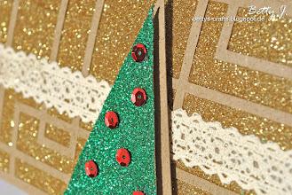 Photo: http://bettys-crafts.blogspot.de/2013/07/weihnachtsbaum.html