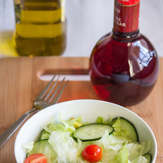 Simple and refreshing Salad