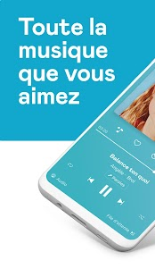 Deezer : musique, podcasts & playlists Capture d'écran