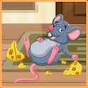 Punch Mouse : Catch the jeryy Mouse icon