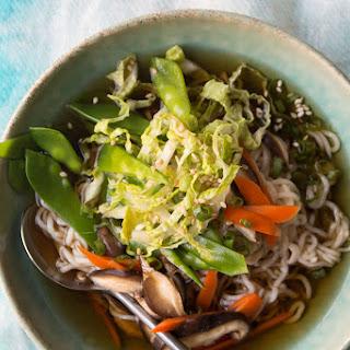Japanese Noodle Soup.