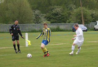 Photo: 19/05/12 v Nottingham United (Central Midlands League Division South) 2-4 - contributed by Martin Wray