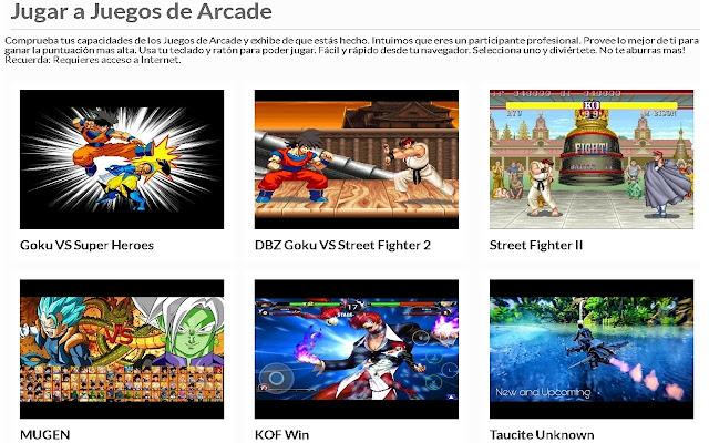 Juegos de Arcade | AppBack.pw
