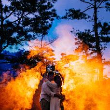Wedding photographer Van Tran (ambient). Photo of 13.09.2018