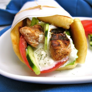 Chicken Shawarma.