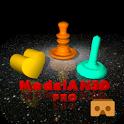 ModelAN3DPro: 3D design+AR+VR icon