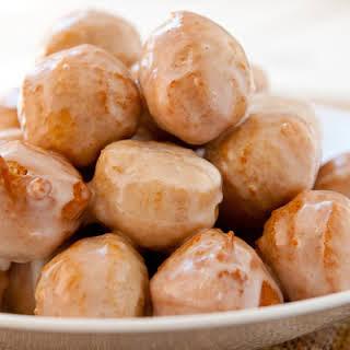 30 Minute Donut Holes.
