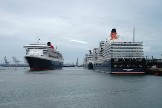 Photo: Queen Elizabeth Queen Mary & Queen Victoria