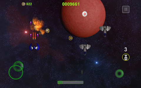 Galactiblaster: Resurrection screenshot 14