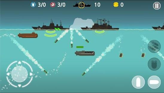 Submarine T8000 Reload - náhled